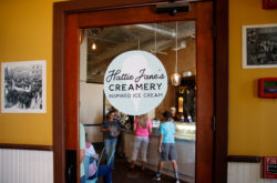 Hattie Jane's Creamery Holds Soft Opening Over Weekend, Welcomes Pastry Chef