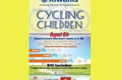 Kiwanis Club of Thompson's Station and Spring Hill's 8th Annual Cycling for Children